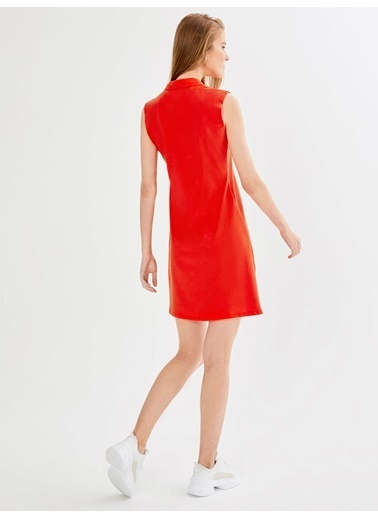 Xint Elbise Kırmızı
